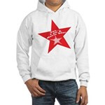 Movie Star Hooded Sweatshirt