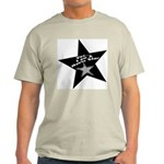Movie Star Ash Grey T-Shirt