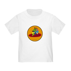 Parents and Child Toddler T-Shirt