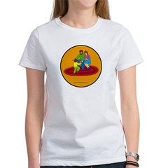 Parents and Child Women's T-Shirt