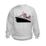 Big U Advertising Graphic Sweatshirt