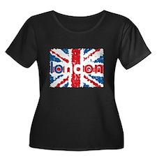 UK Flag - London T