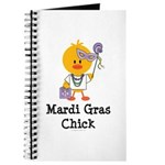 Mardi Gras Chick Journal