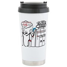 Loose Slots Ceramic Travel Mug