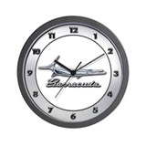 Plymouth barracuda Basic Clocks