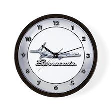 Barracuda Logo Wall Clock