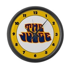 The Judge - GTO Large Wall Clock