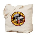 Tote Bag with Socks logo