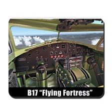 Mousepad [- B17 Flying Fortress