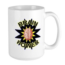 Large Brain Power Mug