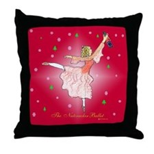 magical clara ii Throw Pillow