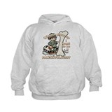 When I grow up Paleontologist Hoodie