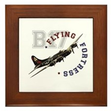 Cute B17 Framed Tile