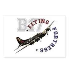 Cute B17 Postcards (Package of 8)
