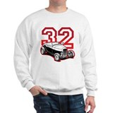 '32 Roadster in Red Sweatshirt
