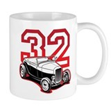 '32 Roadster in Red Mug