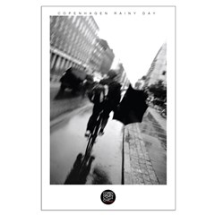 Copenhagen Rainy Day Posters
