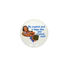 Scrapbook Stash Mini Button (10 pack)