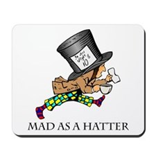 Mad Hatter Mousepad
