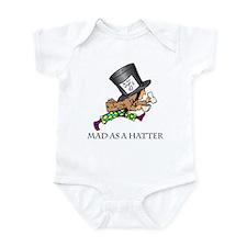 Mad Hatter Infant Bodysuit