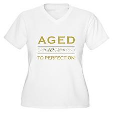 Stylish 40th Birthday T-Shirt