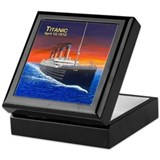 Titanic Keepsake Box