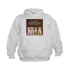 CUTE KITTEN/CAT Kids Hoodie