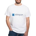 Infinispan White T-Shirt