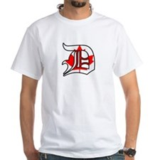 Canadian Flag D (Detroit) Shirt