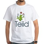Teiid White T-Shirt
