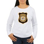 Chester Illinois Police Women's Long Sleeve T-Shir