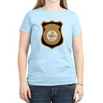 Chester Illinois Police Women's Light T-Shirt