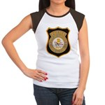 Chester Illinois Police Women's Cap Sleeve T-Shirt