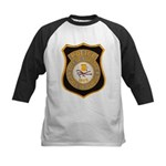 Chester Illinois Police Kids Baseball Jersey