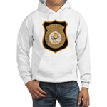 Chester Illinois Police Hooded Sweatshirt