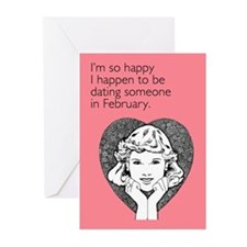 Happy Dating Greeting Cards (Pk of 20)