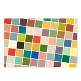Color Block Fun Postcards (Package of 8)