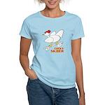 Sk8er Rooster Women's Light T-Shirt