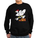 Sk8er Rooster Sweatshirt (dark)