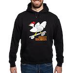 Sk8er Rooster Hoodie (dark)