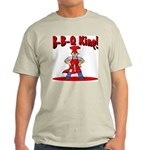 B-B-Q King Ash Grey T-Shirt