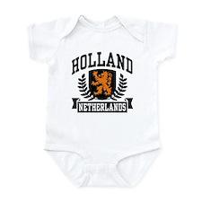 Holland Netherlands Infant Bodysuit