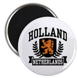 Holland Netherlands Magnet