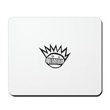 plain boognish mousepad
