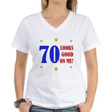 Fun 70th Birthday Shirt