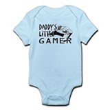 Daddy's Little Gamer Onesie