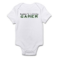 Daddy's Little Gamer Infant Bodysuit