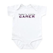 Daddy's Little Gamer Onesie