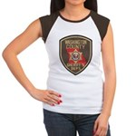 Washington County Sheriff Women's Cap Sleeve T-Shi
