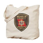 Washington County Sheriff Tote Bag